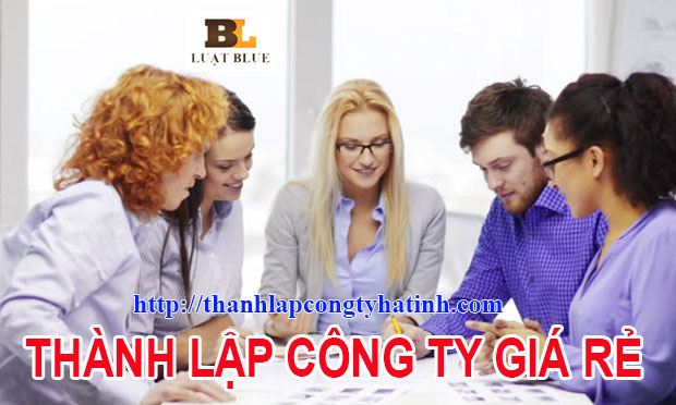 Thành lập công ty tại Nghi Xuân